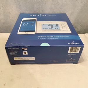 New Sensi Emerson Wi-Fi Thermostat. Model Number ST55 for Sale in Davie, FL