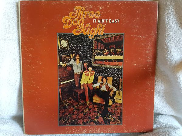Three Dog Night-It Ain't Easy LP Vinyl