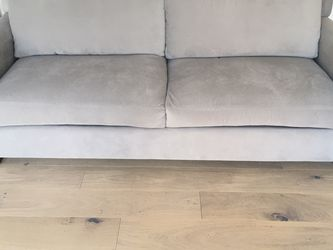 New 7ft Soft Grey Sofa for Sale in Culver City,  CA