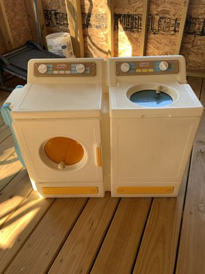 Toy laundry set for Sale in Conyers, GA