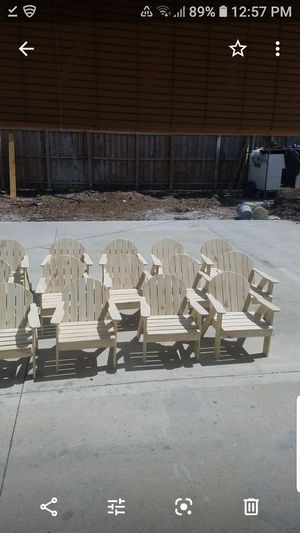 Childern Hand-Made outdoor furniture. Starting $25 to $100 for Sale in Tampa, FL