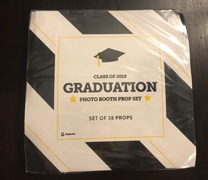 Graduation Prop Set 38 Pieces Class of 2019 for Sale in Glendale, CA