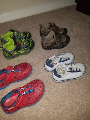 Boys shoes size 7c for Sale in Alexandria, VA