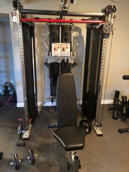 Home Gym Inspire FT2 for Sale in Ballwin, MO