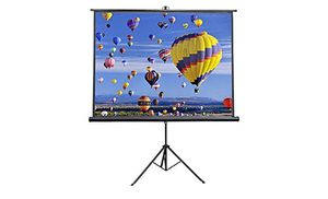 """84"""" projector screen with tripod for Sale in Georgetown, KY"""