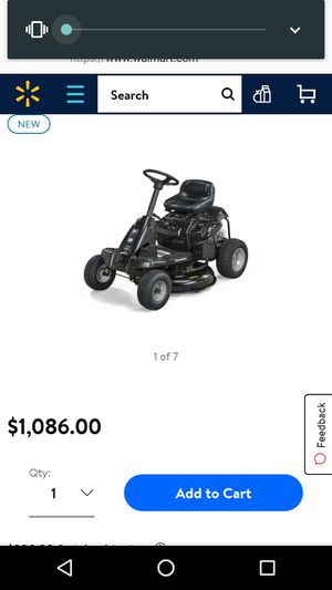 New Murray Riding lawn mower for Sale in Pearland, TX