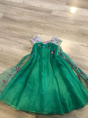 Girls Elsa costume size 4 for Sale in Anaheim, CA