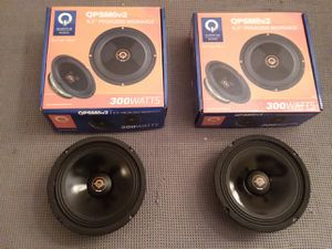 NEW pair 6.5 Pro Audio mid-range speakers for Sale in York, PA