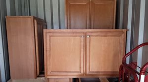 Nice kitchen cabinets for Sale in Holly Springs, NC