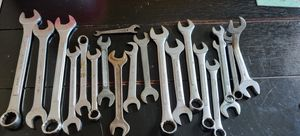 Lot Of Quality Wrenches, Mercedes, Kal, Allentie, cen-tech, Aigo, S-K, and more! for Sale in Lincoln, CA