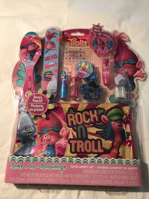 Trolls make up for girl new for Sale in Coconut Creek, FL