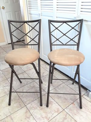2 stools for Sale in Phoenix, AZ