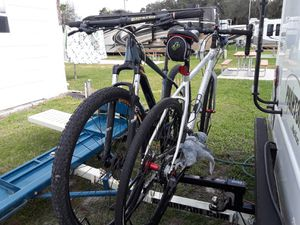 Two bike's and a bike rack for Sale in Tampa, FL