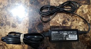 Toshiba laptop charger for Sale in Brunswick, OH