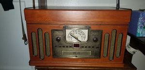 Crosley Radio Record, Cassette, CD and Player for Sale in Whittier, CA