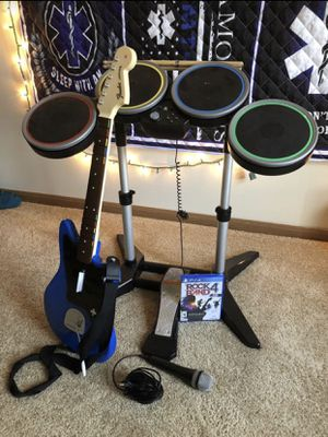 Rock Band 4 Bundle for Sale in Lake Elsinore, CA