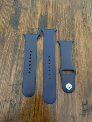 Midnight blue Apple Watch band by apple (fits 40m and 42m) works with all series for Sale in West Hollywood, CA