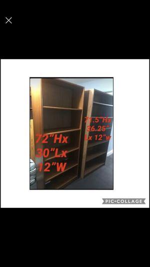 bookshelves/organizers/shelf $65 each for Sale in Miami, FL