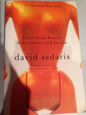 David Sedaris for Sale in Tacoma, WA