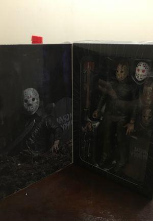 Jason Voorhees neca figure for Sale in Alexandria, VA