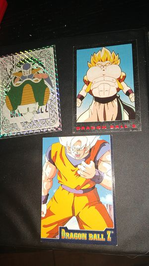Dragon Ball Z cards for Sale in Lakeland, FL
