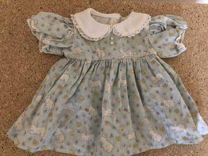 American girl doll Easter bunny dress for Sale in Gilbert, AZ