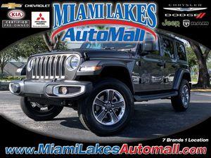 2019 Jeep Wrangler Unlimited for Sale in Miami Gardens, FL