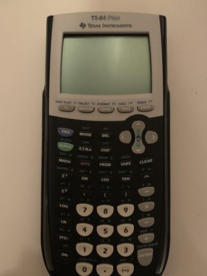 TI-84 Plus Graphing Calculator for Sale in Oregon City, OR