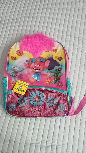 Brand New Trolls Backpack for Sale in Rancho Cucamonga, CA