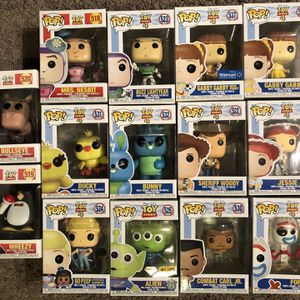 Toy Story Funko Lot for Sale in University Place, WA
