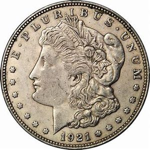 1921 Morgan Dollar for Sale in Arlington, VA