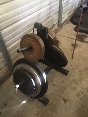 Weight bench for Sale in Winter Haven, FL