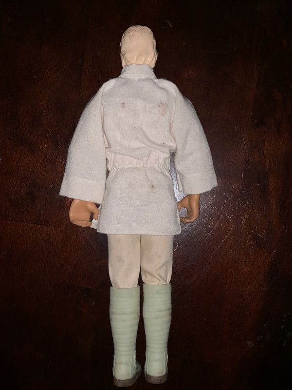 "$15 or best offer Luke Skywalker, Star Wars 12"" Action Figure Hasbro 1992 Collectible Doll"