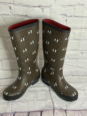 L.L. Bean Wellie rain boots sz 6, EUC for Sale in Dallas, GA