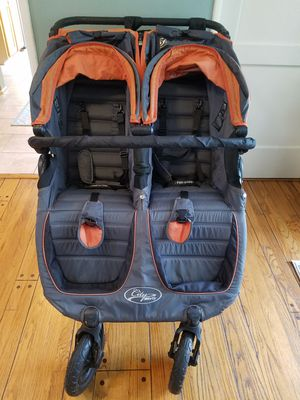Baby Jogger City Mini GT Double Stroller for Sale in Los Angeles, CA