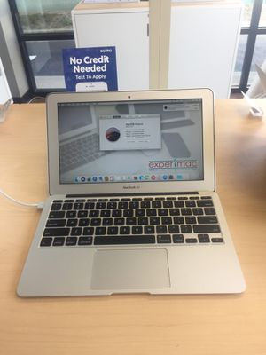 "2013 11"" MacBook Air for Sale in Avon, IN"