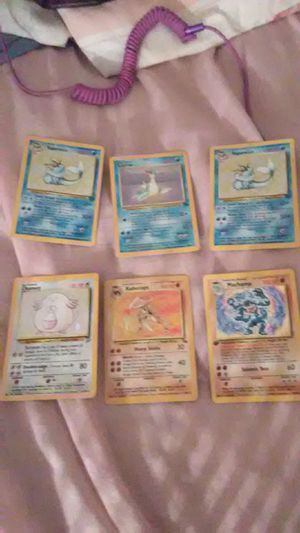 Holographic Pokemon cards for Sale in Lake Forest, CA