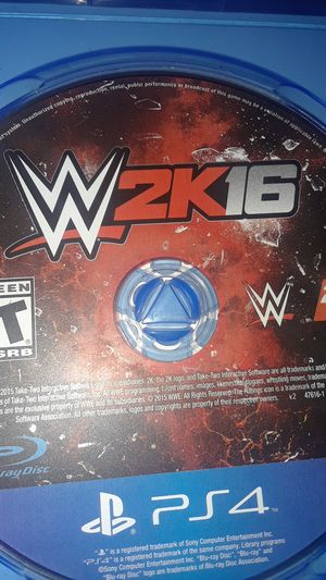 Wwe 16 for Sale in St. Louis, MO