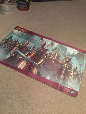 2014 magic the gathering mtg playmat mat for Sale in Lakeside, CA