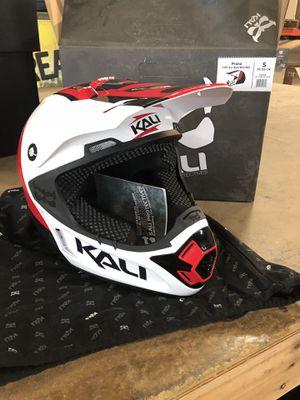 "Kali Protectives ""prana"" dirt bike/ trail helmet for Sale in Coyote, CA"