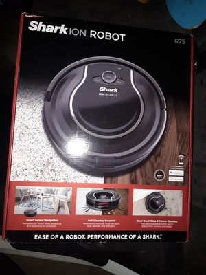 Smart vacuum brand new in box shark r75 for Sale in Lodi, CA