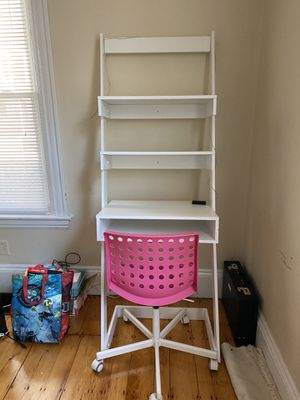 Desk (and chair if interested!) for Sale in Boston, MA