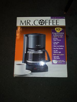 Mr coffee! for Sale in Menlo Park, CA