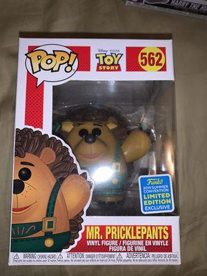 Toy Story's Mr. Pricklepants Funko Pop for Sale in El Paso, TX