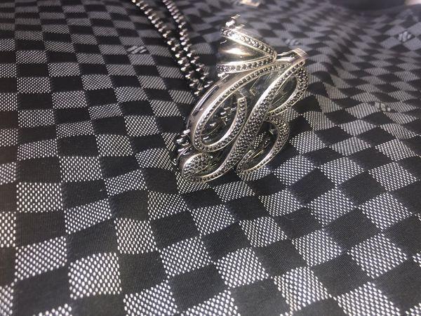 Black Diamond Sterling Silver 925