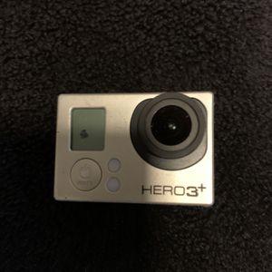 GoPro hero three black edition for Sale in Corona, CA