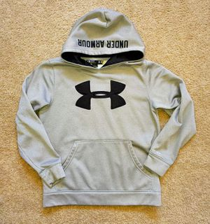 Youth Size Small Under Armour Hoodie for Sale in Queen Creek, AZ