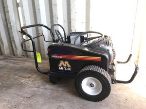Mitim Heavy Duty Electric Pressure Washer 4000 Psi for Sale in Houston, TX