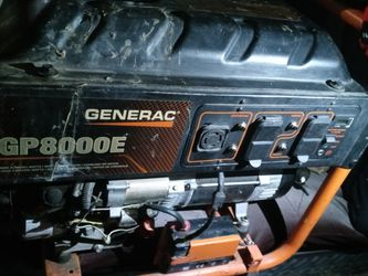 Generac GP8000E Generator for Sale in Everett,  WA