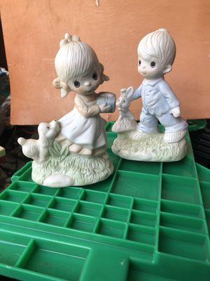 Precious moments figurines for Sale in Fresno, CA
